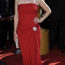 Melora Hardin alla 60° edizione degli Emmy Awards (2008)