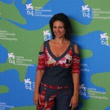 Mostra del Cinema di Venezia 2007: Ornella Giusto