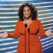 Oprah Winfrey alla 60° edizione degli Emmy Awards (2008)