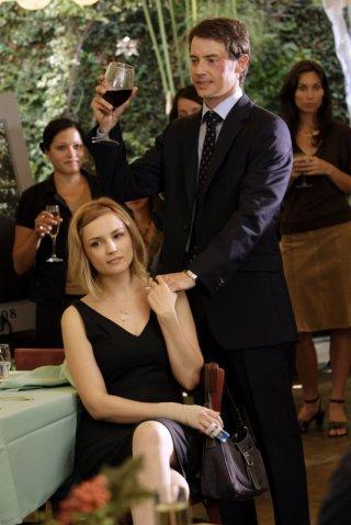 Rachael Leigh Cook interpreta Grace Adams nell'episodio 'Big Chills' della serie Ghost Whisperer