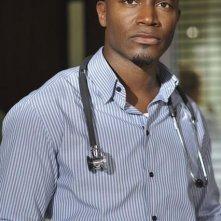 Taye Diggs nell'episodio 'Equal & Opposite' della serie tv Private Practice