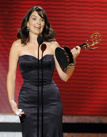 Tin Fey, dominatrice degli Emmy Awards 2008 con la serie 30 Rock