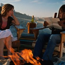 Diane Lane e Viola Davis in un'immagine del film Nights in Rodanthe