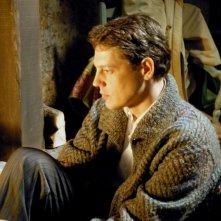 Giorgio Lupano in una scena della fiction La stella della porta accanto