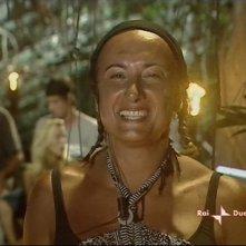 Isola dei Famosi 6: Vladimir Luxuria durante seconda puntata