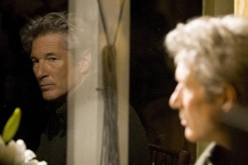 Richard Gere in un'immagine del film Nights in Rodanthe