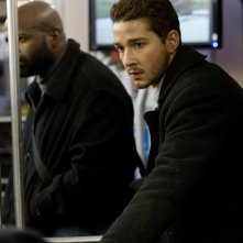 Shia LaBeouf è Jerry Shaw nel film Eagle Eye