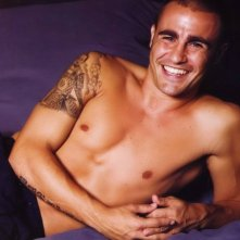 Un sexy wallpaper di Fabio Cannavaro