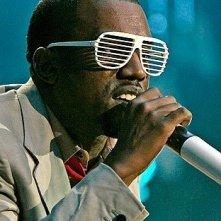 Una foto di Kanye West