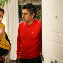 Aylin Prandi e Vincenzo Salemme in un'immagine del film No Problem