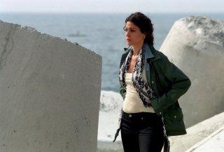 Donatella Finocchiaro in una scena del film I galantuomini