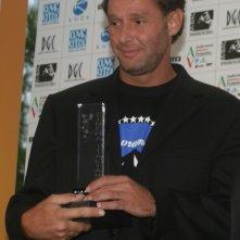 Fabio Olmi in occasione della premiazione Diamanti al Cinema