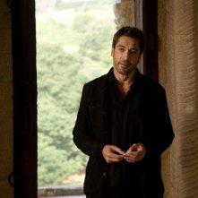Javier Bardem è il protagonista maschile del film Vicky Cristina Barcelona