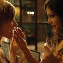 Nadir Caselli e Chiara Chiti in un'immagine del film Un gioco da ragazze
