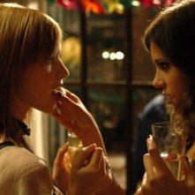 Nadir Caselli e Chiara Chiti in una scena del film Un gioco da ragazze