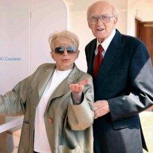 Sandra Mondaini e Raimondo Vianello sono le star di Crociera Vianello