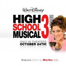 Un wallpaper di High School Musical 3 con Kaycee Stroh