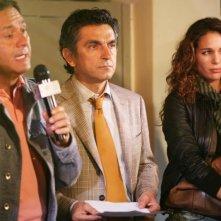Vincenzo Salemme e Aylin Prandi in un'immagine del film No Problem