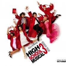 Wallpaper di High School Musical 3 con il cast
