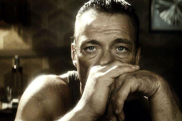 Jean-Claude Van Damme in un'immagine di JCVD