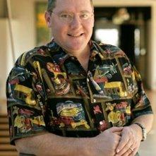 Una foto di John Lasseter