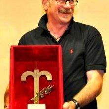 Alessandro D\'Alatri ritira il Premio Città di Trieste alla carriera