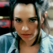 Beatrice Dalle in una sequenza del film Toni