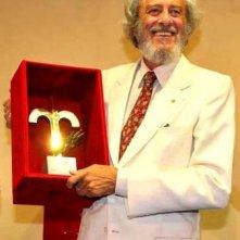 L\'attore Mariano Rigillo riceve il Premio Città di Trieste, riconoscimento alla carriera per il teatro