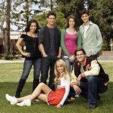 Il cast di The Secret Life of the American Teenager in una foto promozionale