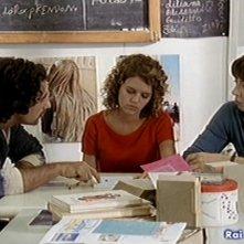 Pamela Saino e Veronica Pivetti in una scena di Provaci ancora Prof! 1