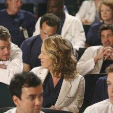 Brooke Smith e Eric Dane nell'episodio 'Here comes the flood' della serie tv Grey's Anatomy