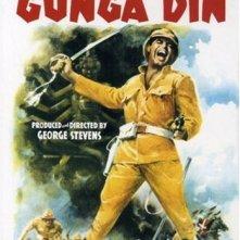 La locandina di Gunga Din