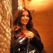 Sabrina Ferilli in una scena della fiction Anna e i cinque