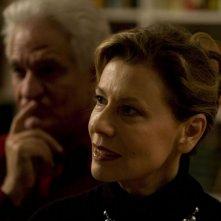 Daniela Poggi in un'immagine del film Il passato è una terra straniera