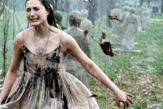 Natalia Pioli in un'immagine del film Albakiara