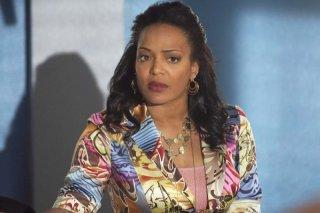 Lauren Vélez in una scena dell'episodio Our Father della serie Dexter