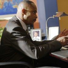 Rocky Carrol nell'episodio 'Capitol Offense' della serie tv Navy NCIS