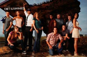 Un'immagine promozionale del cast di High School Team