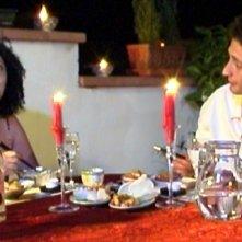 Eleonora Stagi e Marco Canosci in un frame del film LIFE'S BUT