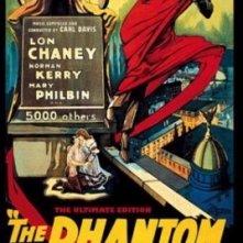 La locandina di The Phantom of the Opera