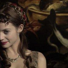 Ana Moreira in una scena del film A corte do Norte - Northern Land