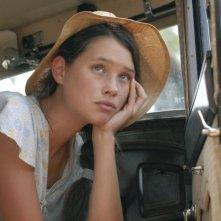 Astrid Berges-Frisbey in una scena del film Un barrage contre le Pacifique - The Sea Wall