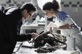 Benoit Magimel e Karolina Gruszka in una scena del film Resolution 819