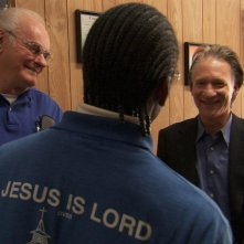 Bill Maher in una scena del documentario Religulous