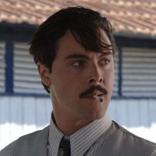 Jack Huston in un'immagine del film The Garden of Eden