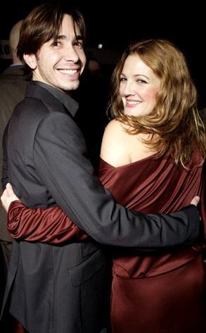 Drew Barrymore e la sua love story con Justin Long