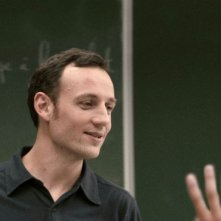 François Bégaudeau in una scena de La classe - Entre les murs
