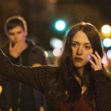 Kat Dennings è la protagonista femminile del film Nick and Norah's Infinite Playlist