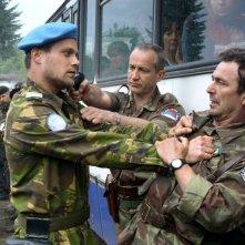 Ken Duken e Hristo Shopov in un'immagine del film Resolution 819