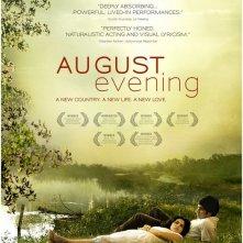 La locandina di August Evening